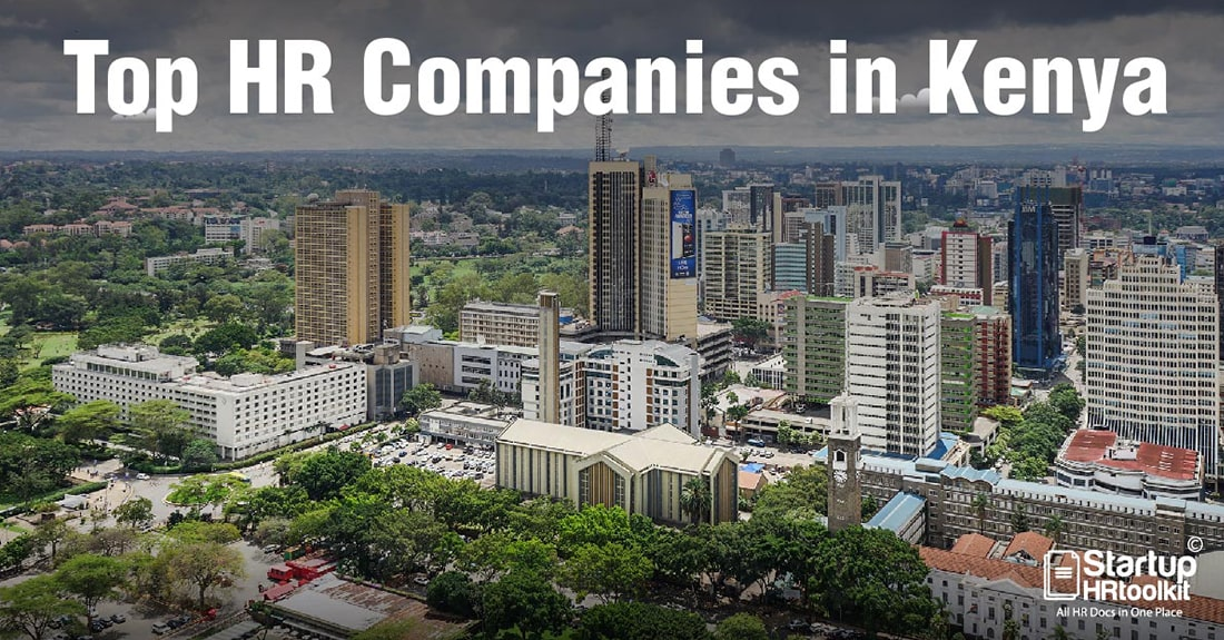 HR Companies in Kenya